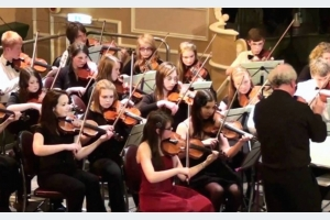 Worcestershire  Youth Orchestra
